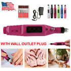 Kyпить Electric Nail File Art Drill File Acrylic Manicure Pedicure Portable Machine Kit на еВаy.соm