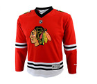 Reebok NHL Youth Girls Chicago Blackhawks Replica Blank Jersey $26.95 USD on eBay