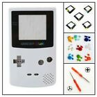 Nintendo Game Boy Color GBC Housing Shell WHITE PICK YOUR LENS AND BUTTONS