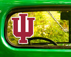 2 Iu Indiana University Hoosiers Sticker Decal Bogo For Car Bumper Free Shipping