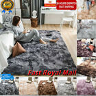Warm Shaggy Rugs Floor Carpet Area Soft Large Rug Home Mats Living Room Bedroom