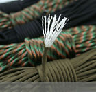 Outdoor Climbing Rope Safety Rescue Rope Equipment Fire Escape Rescue Rope 4MM