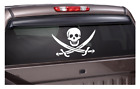 Jolly Roger Pirate Decal