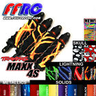Hot New! Traxxas Maxx 4s Shock Boots - Covers / Sox By Fullforce Rc (4 Pcs)