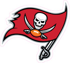 Tampa Bay Buccaneers Football Color Logo Sports Decal Sticker - Free Shipping $1.49 USD on eBay