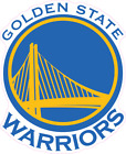 Golden State Warriors Basketball Color Logo Sports Decal Sticker - Free Shipping on eBay