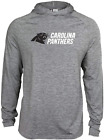 Zubaz NFL Football Men's Carolina Panthers Tonal Gray Lightweight Hoodie $34.99 USD on eBay