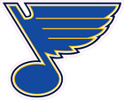 St. Louis Blues NHL Hockey Color Logo Sports Decal Sticker - Free Shipping $4.0 USD on eBay
