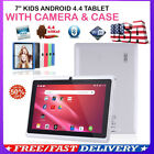 7 Inch Android Tablet 4GB Quad Core 4.4 Dual Camera Bluetooth Wifi Tablet US NEW
