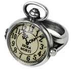 LAST CHANCE! Uncle Albert's Time Piece Ring Hour of Death Steampunk Alchemy R203