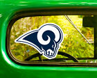 2 LOS ANGELES RAMS DECAL Stickers Bogo For Car Window Bumper Free Shipping Jeep $3.95 USD on eBay