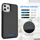 6500mAh Power bank External Battery Case Cover Fit iPhone 11 Pro Max (6.5*) USA