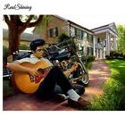 Full Drill Elvis Presley DIY 5D Diamond Painting Kits Embroidery Home Decor Gift
