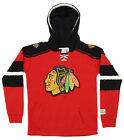 CCM Chicago Blackhawks NHL Boys Youth Vintage Pullover Hoodie, Red $26.99 USD on eBay