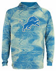 Zubaz NFL Detroit Lions Men's Static Body Lightweight French Terry Hoodie $44.95 USD on eBay