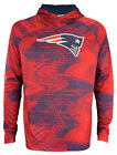 Zubaz NFL New England Patriots Men's Static Body Lightweight French Terry Hoodie $44.95 USD on eBay