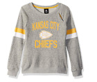 Outerstuff NFL Youth Girls Kansas City Chiefs My City Boatneck Sweatshirt $14.99 USD on eBay