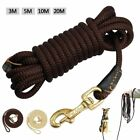 5/10/20M Long Dog Training Lead Long Line Tracking Leash Strong Lunge Nylon Rope
