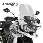 PUIG Touring Series Clear Triumph Tiger 1215 Explorer XCa (2018) +80mm $125.32 USD on eBay