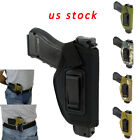 US Tactical IWB Holster Concealed Belt Holster for All Compact Subcompact Pistol
