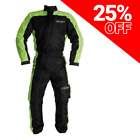 RST Waterproof Oversuit For Motorcyclists Flo Yellow