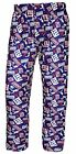 Forever Collectibles NFL Men's New York Giants Repeat Print Logo Comfy Pants $24.95 USD on eBay