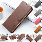 Case For Xiaomi Redmi 8A Note 9 7 6 5 Pro Flip Leather Magnetic Wallet TPU Cover