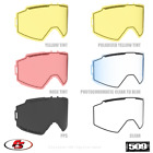 509 Sinister X6 Ignite Snowmobile Goggle Lenses Polarized Photochromatic Clear
