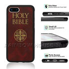 Jesus Christ Holy bible Gospel For Samsung iPhone Protective Phone Cases