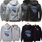 Tennessee Titans Hoodie Football Hooded Sweatshirt Fleece Jacket Gift for Fans $23.74 USD on eBay