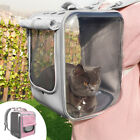Pet Carrier for Cats Airline Approved Large Bag Backpack Soft Sided Pink Mesh
