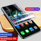 For Samsung Galaxy Nore 10 A70 A80 S10 Screen Protector Full Cover HydroGel Film