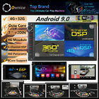 K Series Android 9.0 8 Core 2 din 4G 32G 4G LTE Player For Universal Car 4G LTE