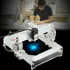 Laser Engraving Machine Diy Kit Carving Cutting 3000mw Desktop Printer Wood Tool image
