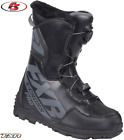 New 2020 FXR Men's X-CROSS PRO BOA Snowmobile Boots Black Ops 7  12 13