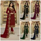 Kyпить BOLLYWOOD ETHNIC DESIGNER PARTY SALWAR KAMEEZ INDIAN SUIT ANARKALI DRESS FM на еВаy.соm