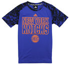 Adidas NBA Youth Boys New York Knicks Immortal Short Sleeve Tee T-Shirt, Blue on eBay