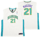 Reebok NBA Men's New Orleans Hornets Jamaal Magloire #21 Player Jersey
