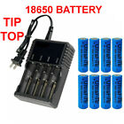 Kyпить 18650 Battery High Drain Rechargeable 3.7V Li-ion Charger For Flashlight Torch на еВаy.соm