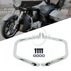 For Victory Cross Roads Country Highway Bar Engine Guard Crash Black/Chrome