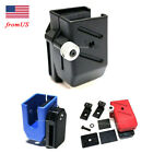 Universal IPSC CR Rotatable Fast Speed Pistol Magazine Pouch Shooting Gear USA
