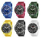 Invicta Men's Pro Diver Quartz 100m Plastic, Stainless Steel/Silicone Watch image