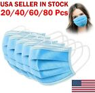 Disposable Face Mouth Mask Dust Flu 3-Ply Earloop Respirator Mask LOT Wholesale