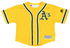 Majestic MLB Baseball Infants Oakland Athletics Alt.2 Home Team Jersey on Ebay