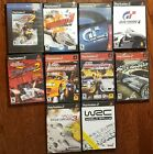 Playstation 2 PS2 Racing  and Sports Games