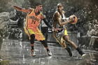 158677 Paul George - Wish Health Indiana Pacers NBA Bas Print Poster Affiche on eBay