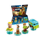 Lego Dimensions Team Pack 71206 Scooby Doo Set of 4 Game Discs Only