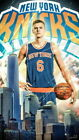 158668 Kristaps Porzingis - NEW YORK KNICKS NBA Star Decor Wall Print Poster CA on eBay