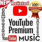 Kyпить ✅ 6-12 Months Youtube Premium & Youtube Music✅New Account or Upgrade✅ WORLDWIDE  на еВаy.соm