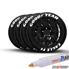 TOYO Tire Letters Waterproof Permanent Paint Marker Pen Car Tires Rubber Metal